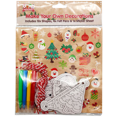 Make Your Own: Festive Decorations image number 1