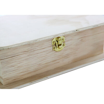 Wooden Book Box image number 3