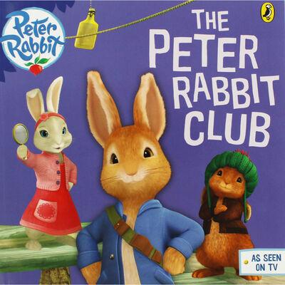 Peter Rabbit: The Peter Rabbit Club image number 1