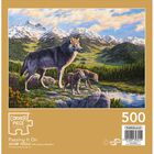 Passing It On 500 Piece Jigsaw Puzzle image number 3