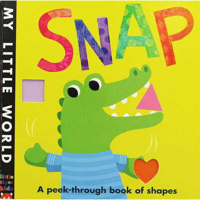 Snap: My Little World Board Book image number 1