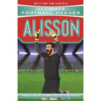 Ultimate Football Heroes: Alisson