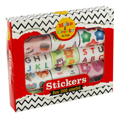 Amazing Sticker Box - Assorted image number 1