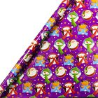 Christmas Gift Wrap 10m: Assorted Design image number 3