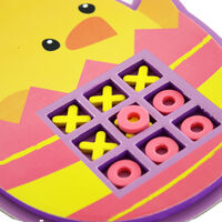 Easter Chick Tic-Tac-Toe