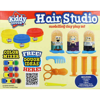 Hair Studio Modelling Dough Play Set image number 4