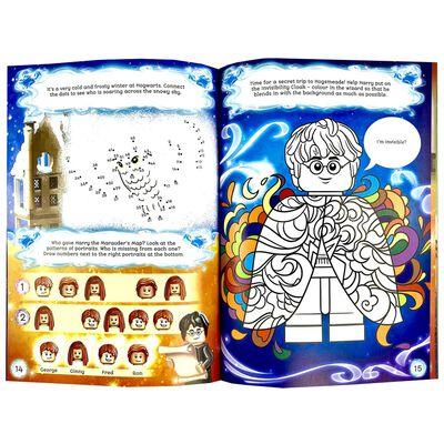 LEGO Harry Potter: Magical Secrets image number 2