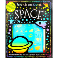 Scratch and Reveal : Space
