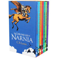 The Chronicles Of Narnia: 7 Book Box Set