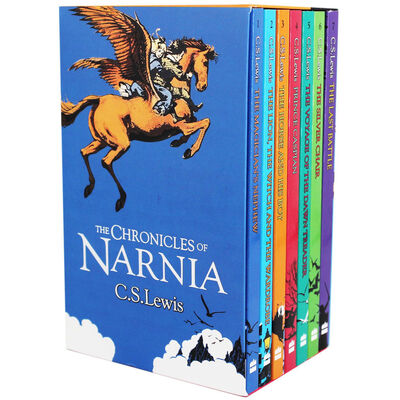The Chronicles Of Narnia: 7 Book Box Set image number 1