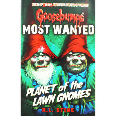 Goosebumps Most Wanted: Planet of the Lawn Gnomes image number 1