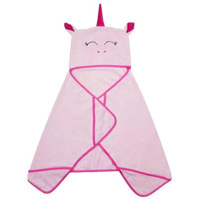 Hooded Unicorn Towel image number 1