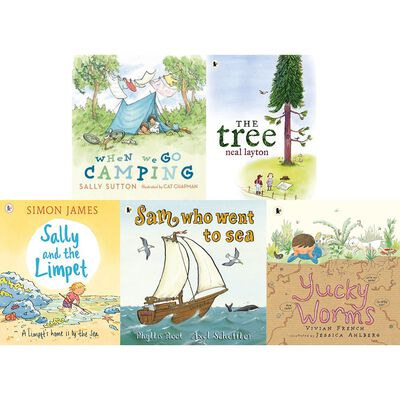 Outdoor World Adventures: 10 Kids Picture Books Bundle image number 2