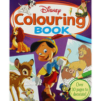 Disney Classics Colouring Book