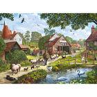 Kentish Farmer 500 Piece Jigsaw Puzzle image number 2