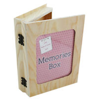 Easter Create Your Own Wooden Memory Box Bundle