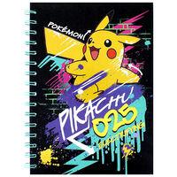 A5 Wiro Pikachu Notebook