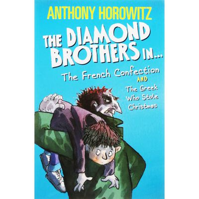 The Diamond Brothers in...The French Confection & The Greek Who Stole Christmas image number 1