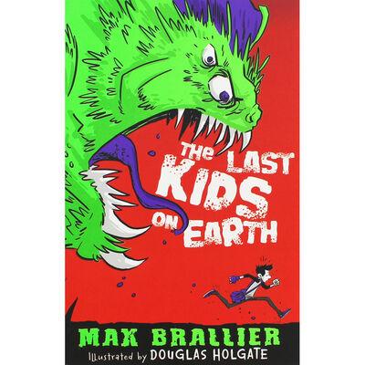 The Last Kids on Earth image number 1