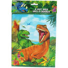 8 Dinosaur Party Loot Bags image number 1