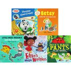 Mr Wolf and Pete's Magic Pants: 10 Kids Picture Books Bundle image number 2