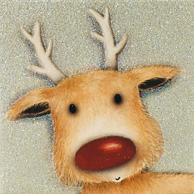 Cute Christmas Cards: Pack Of 20 image number 3
