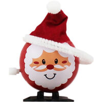 Festive Wind Up Toy - Assorted