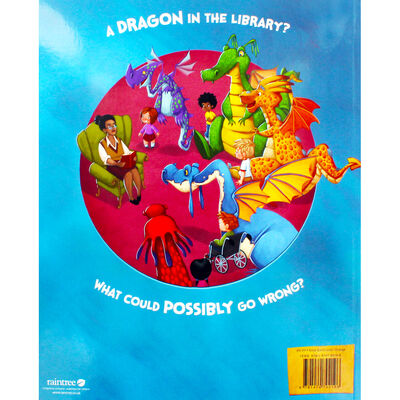 Do Not Bring Your Dragon To The Library image number 3