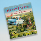 Harry Potter and the Chamber of Secrets: Illustrated Edition image number 6