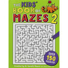 The Kids' Book of Mazes 2 image number 1