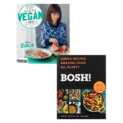 Vegan Cook Books - 2 Book Bundle image number 1