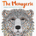 The Menagerie: Animal Portraits to Colour image number 1