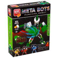 Meta Bots Punching Robot: Green Joker