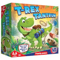 T-Rex Tantrum Game