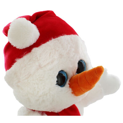 Snuggly Snowman Plush Soft Toy image number 2