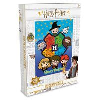 Harry Potter Houses 300 Piece Jigsaw Puzzle