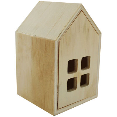 Small Wooden House image number 1