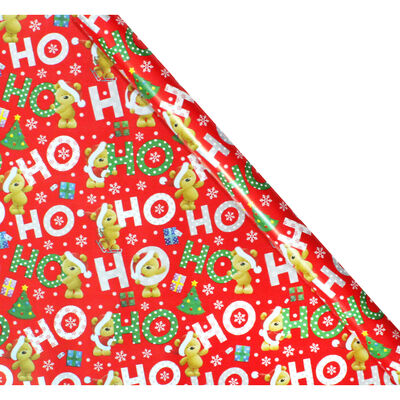 Christmas Gift Wrap - 10M - Assorted image number 4
