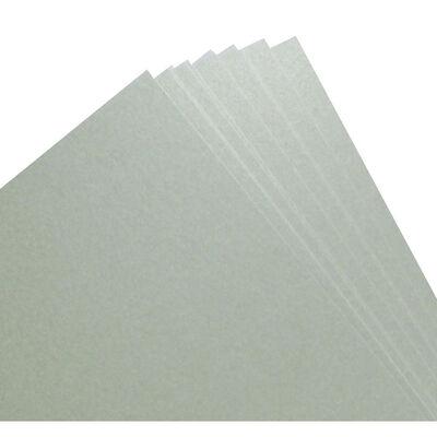 Centura Metallic A4 Pale Silver Card - 10 Sheet Pack image number 4
