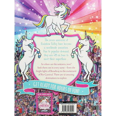 Wheres the Unicorn Now?: A Search-and-Find Book image number 3