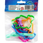 Jumbo Buddy Bands - Sea Life - 6 Pack image number 3