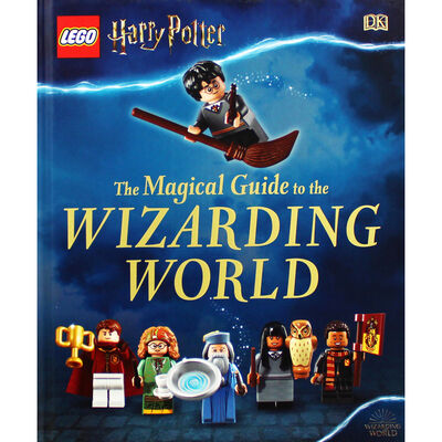 LEGO Harry Potter: The Magical Guide to the Wizarding World image number 1