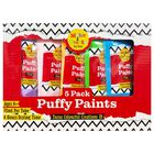 Puffy Paints: Pack of 5 image number 1