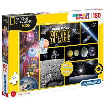 I Need More Space 180 Piece Jigsaw Puzzle image number 1