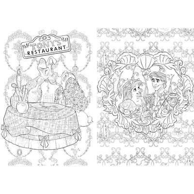 Disney Friendship Colouring image number 3
