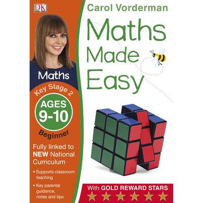 Maths Made Easy KS2 Beginner: Ages 9-10 image number 1