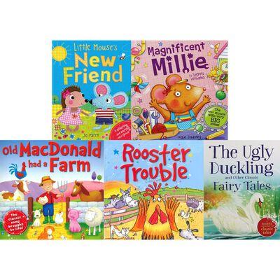 Let's Read Aloud: 10 Kids Picture Books Bundle image number 3