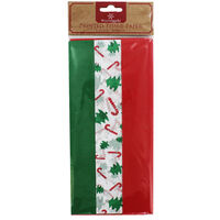 Christmas Tissue Paper: 9 Sheets
