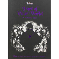 Disney Part of Your World: A Twisted Tale