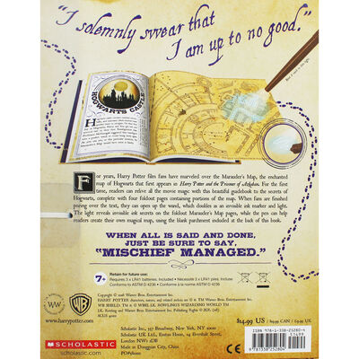 Harry Potter: The Marauder's Map - Guide to Hogwarts image number 3